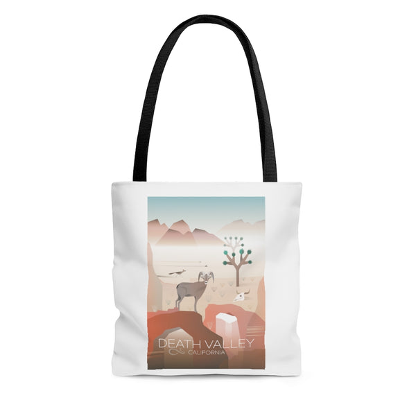 DEATH VALLEY TOTE