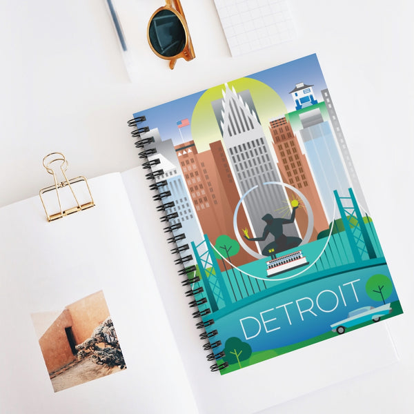 DETROIT JOURNAL