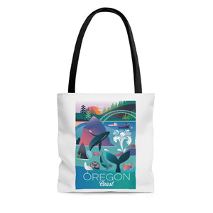 OREGON COAST TOTE