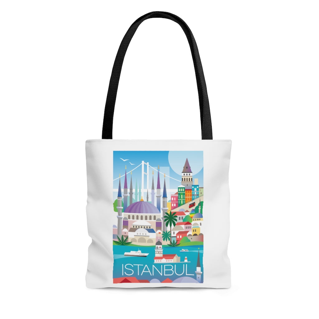 ISTANBUL TOTE
