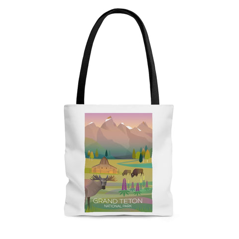 GRAND TETON NATIONAL PARK TOTE