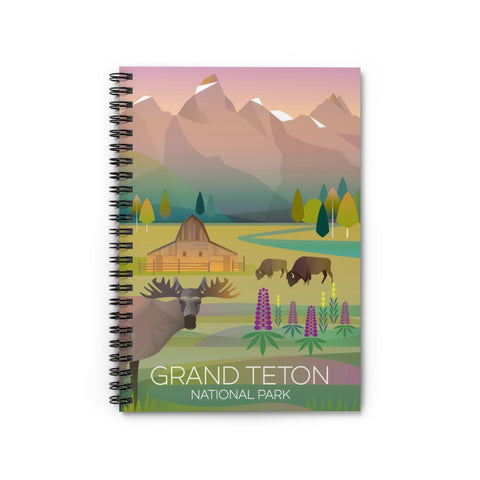 GRAND TETON NATIONAL PARK JOURNAL