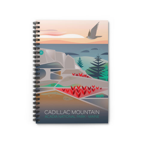 CADILLAC MOUNTAIN JOURNAL
