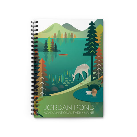 JORDAN POND JOURNAL