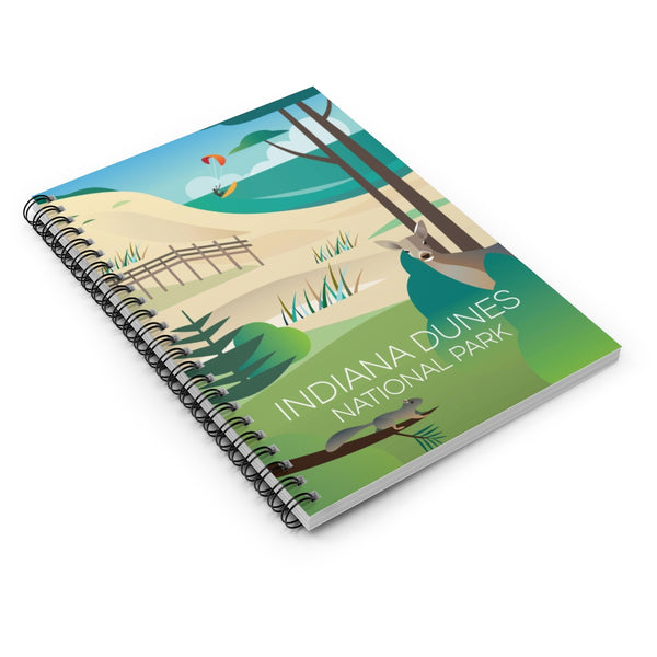 INDIANA DUNES JOURNAL
