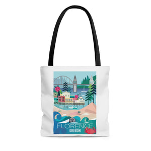FLORENCE, OREGON TOTE