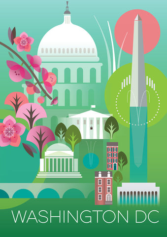 WASHINGTON, D.C. PRINT