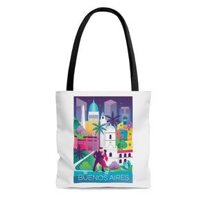 BUENOS AIRES TOTE