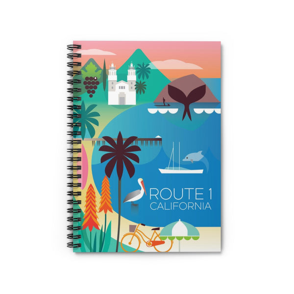 ROUTE 1 JOURNAL