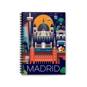 MADRID JOURNAL