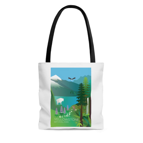 YELLOWSTONE NATIONAL PARK TOTE
