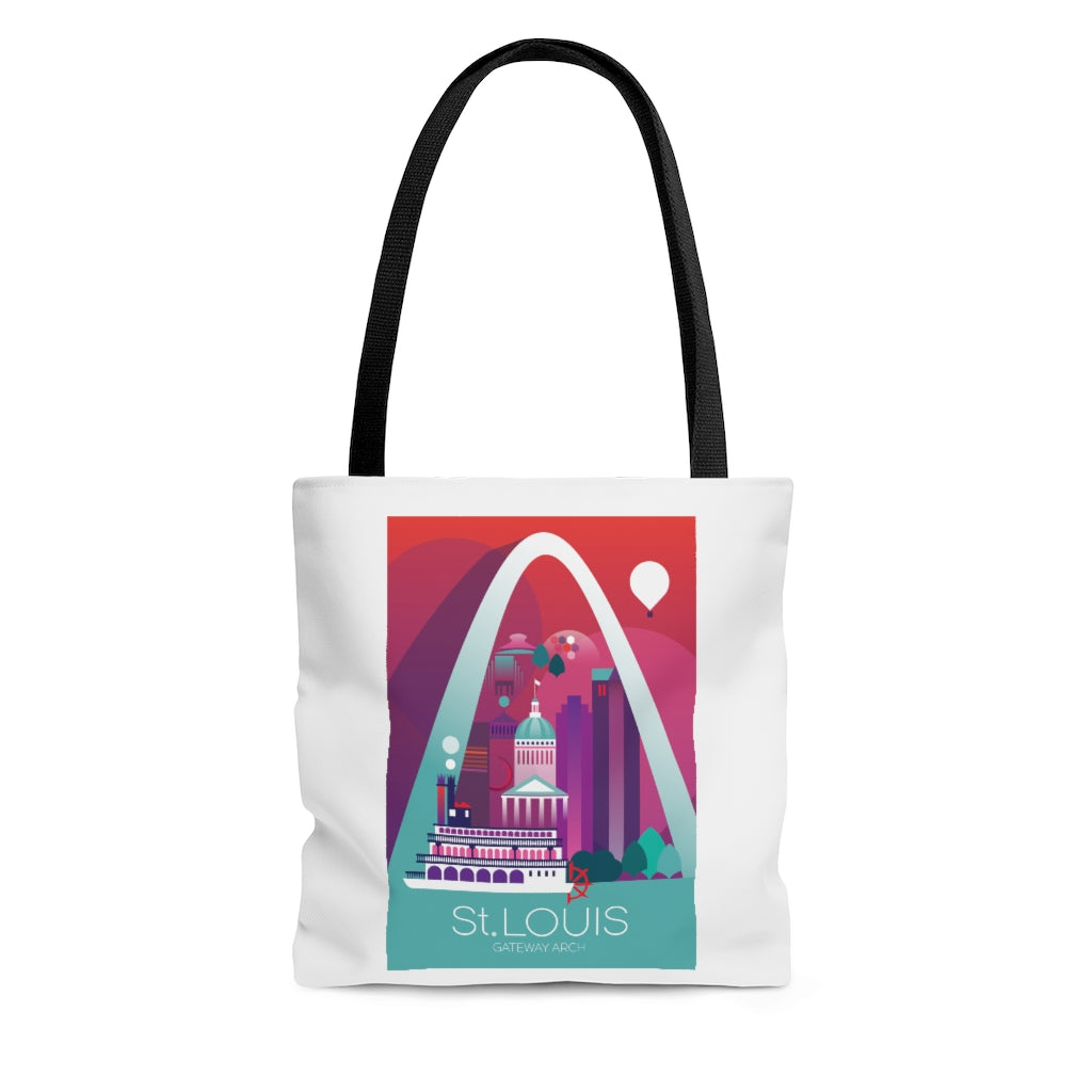 ST LOUIS TOTE