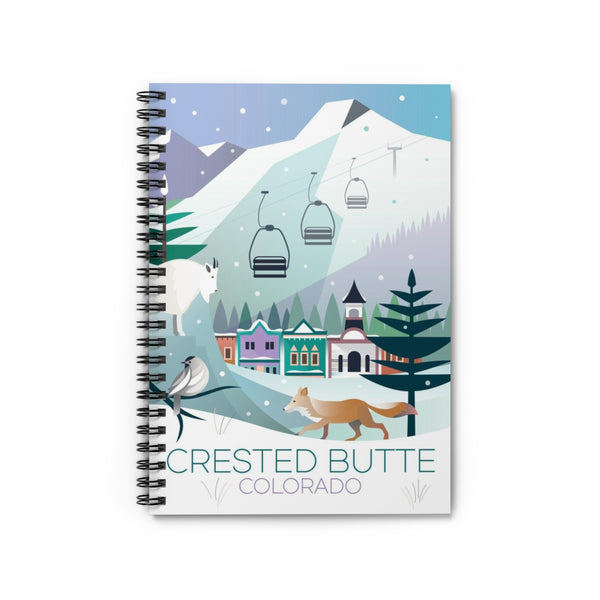 CRESTED BUTTE JOURNAL