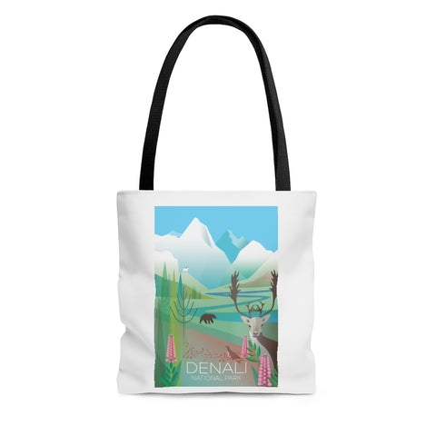 DENALI NATIONAL PARK TOTE