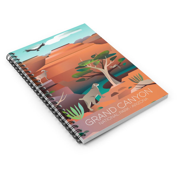 GRAND CANYON 2 JOURNAL
