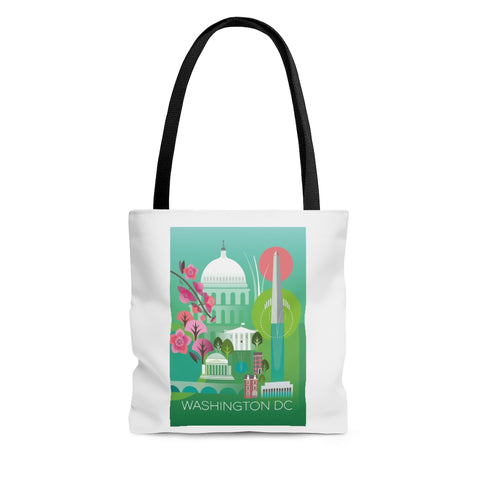 WASHINGTON DC TOTE