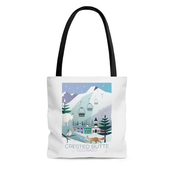 CRESTED BUTTE TOTE