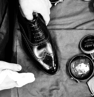 How To Polish Your Shoes