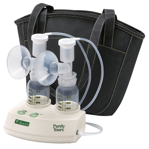 Purely Yours® Express Electric Breast Pump with Tote, Breast Pump, Milliken Medical - ATP Resources