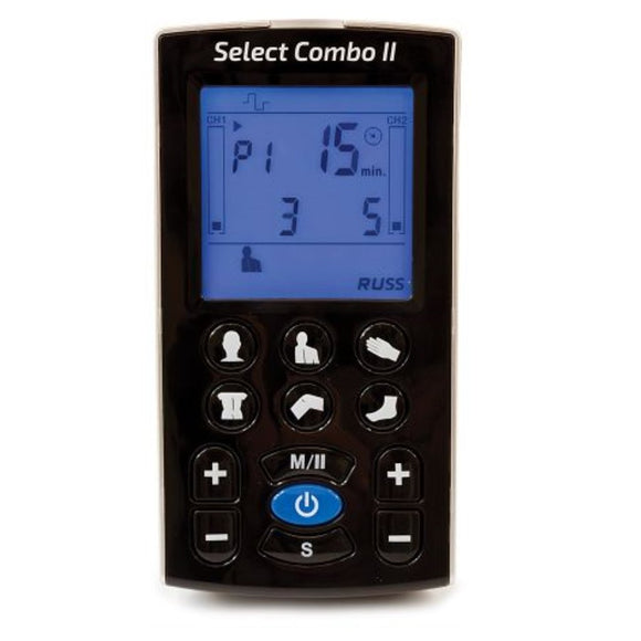 InTENSity Select Combo II - TENS/NMES/IF/Russian, Electrotherapy, Roscoe Medical - ATP Resources