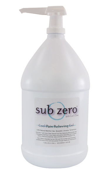 Sub Zero Cool Pain Relieving Gel, Analgesics, Roscoe Medical - ATP Resources