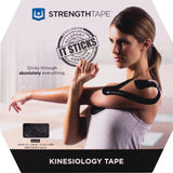 Buy, Purchase, Value, Quality, Low Price, Electrotherapy, EMS, TENS, NMES, IF, Wholesale, Physical Therapy, Chiropractic, STRENGTHTAPE® Kinesiology Tape Rolls, Kinesiology, Roscoe Medical  - ATP Resources