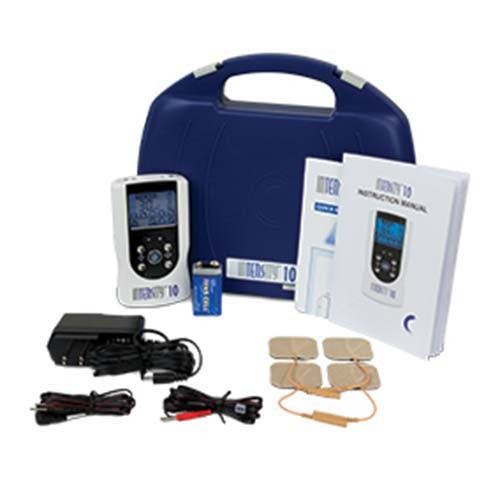 Buy, Purchase, Value, Quality, Low Price, Electrotherapy, EMS, TENS, NMES, IF, Wholesale, Physical Therapy, Chiropractic, InTENSity 10 Digital TENS with 10 Preset Programs, Electrotherapy, Roscoe Medical  - ATP Resources