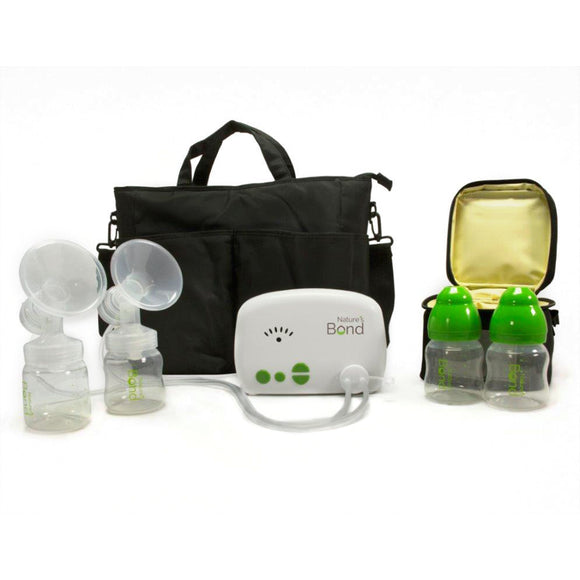 Nature's Bond® Premium Breast Pump Pack with Accessories, Breast Pump, Milliken Medical - ATP Resources