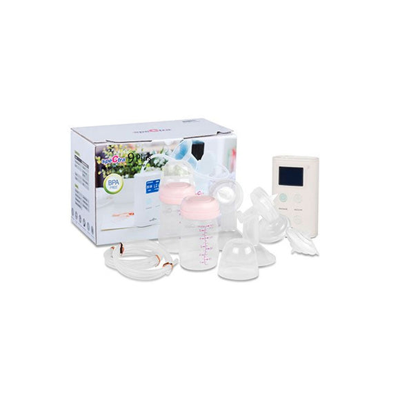 Spectra 9 Plus Portable Double Electric Breast Pump, Breast Pump, Milliken Medical - ATP Resources