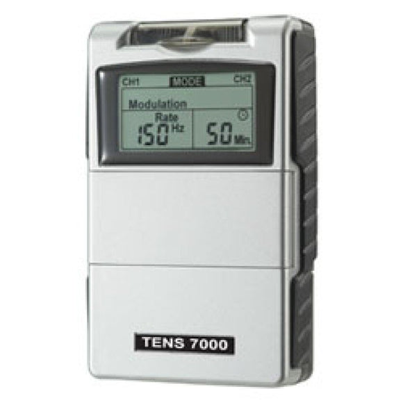 TENS 7000 Digital Unit - 5 Modes, Electrotherapy, Roscoe Medical - ATP Resources