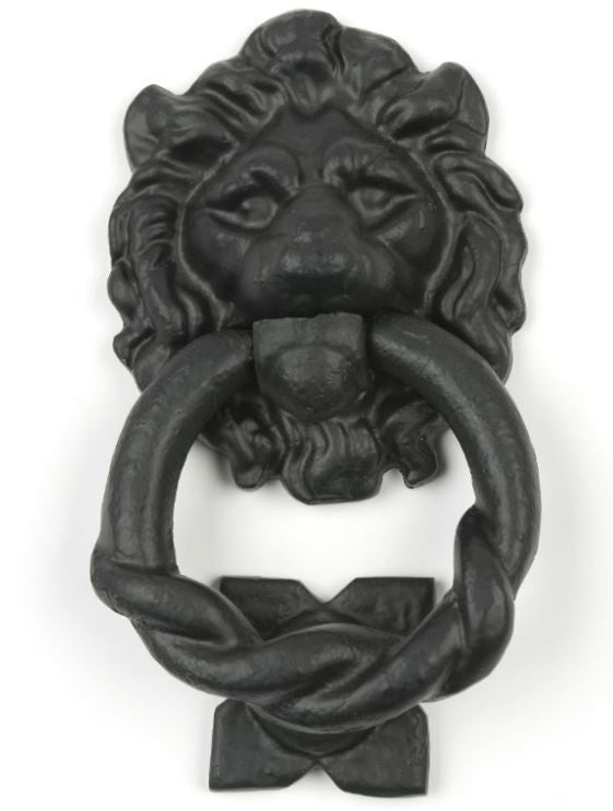 Lion Head Door Knocker  | Hardware