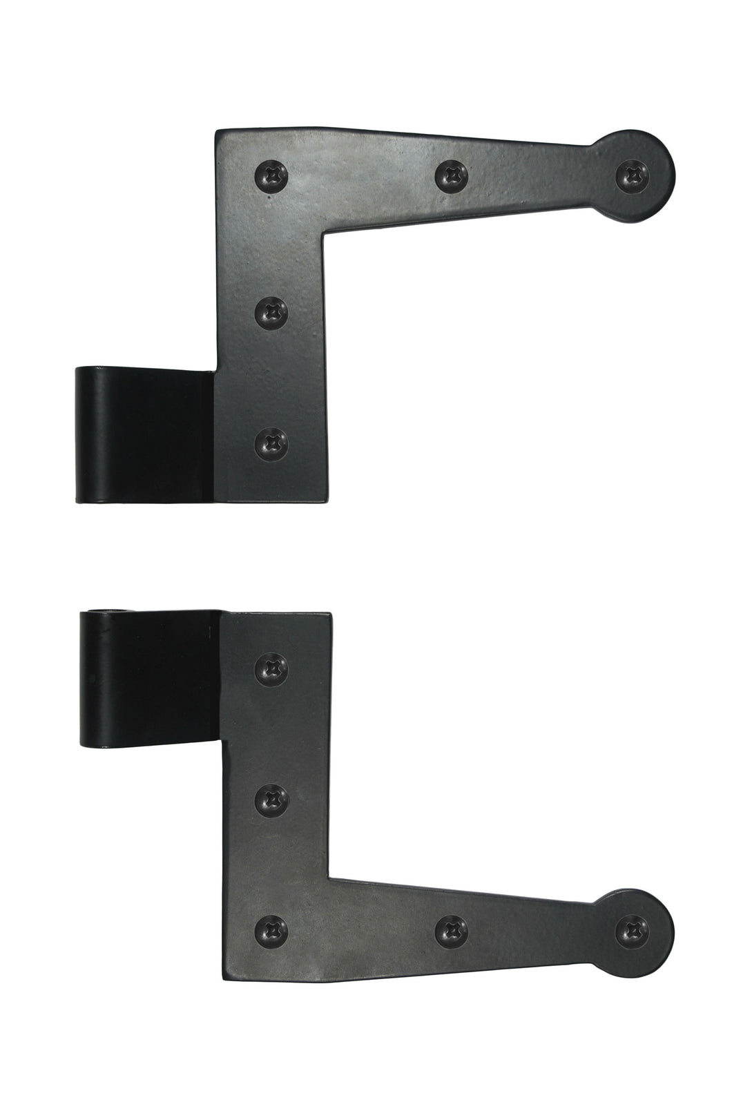 Suffolk Style L Hinge - 1/2'' Offset | Hardware