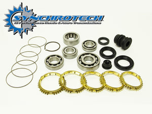 Synchrotech 92-97 Accord Brass Rebuild Kit - (Single Cone 2nd)