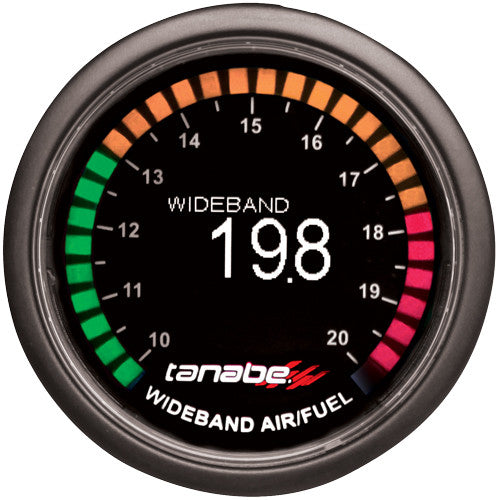 TANABE WIDEBAND AIR / FUEL RATIO GAUGE