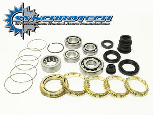 Synchrotech 92-02 Accord Brass Rebuild Kit - (Dual Cone 2nd)