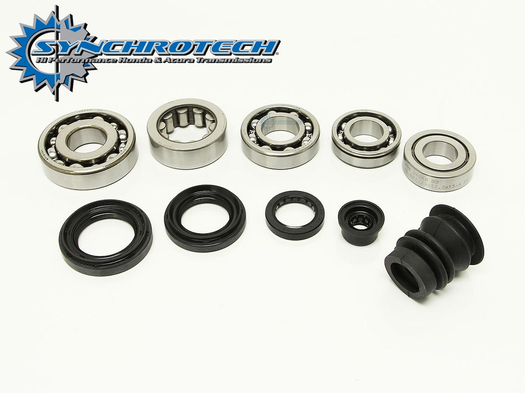 Synchrotech Prelude/Accord Bearing and Seal Kit