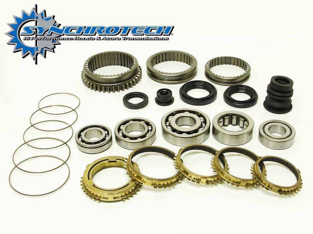 Synchrotech Carbon Master Kit H23 F22 F23 Prelude/Accord 96-02