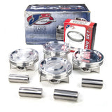 B- Series Turbo Tuff Rods & JE Pistons 500+ Build