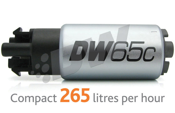 DW65C COMPACT IN-TANK FUEL PUMP