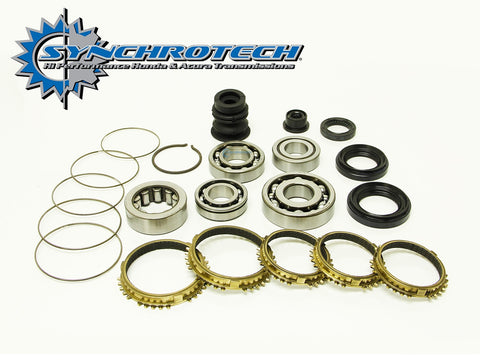 Carbon Rebuild Kit 94-01 LS