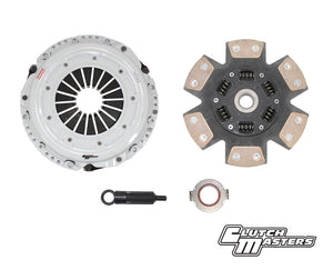 CLUTCH MASTERS STAGE 4 FX400 PERFORMANCE CLUTCH KIT FOR HONDA CIVIC SI (2017-20) 1.5L TURBO