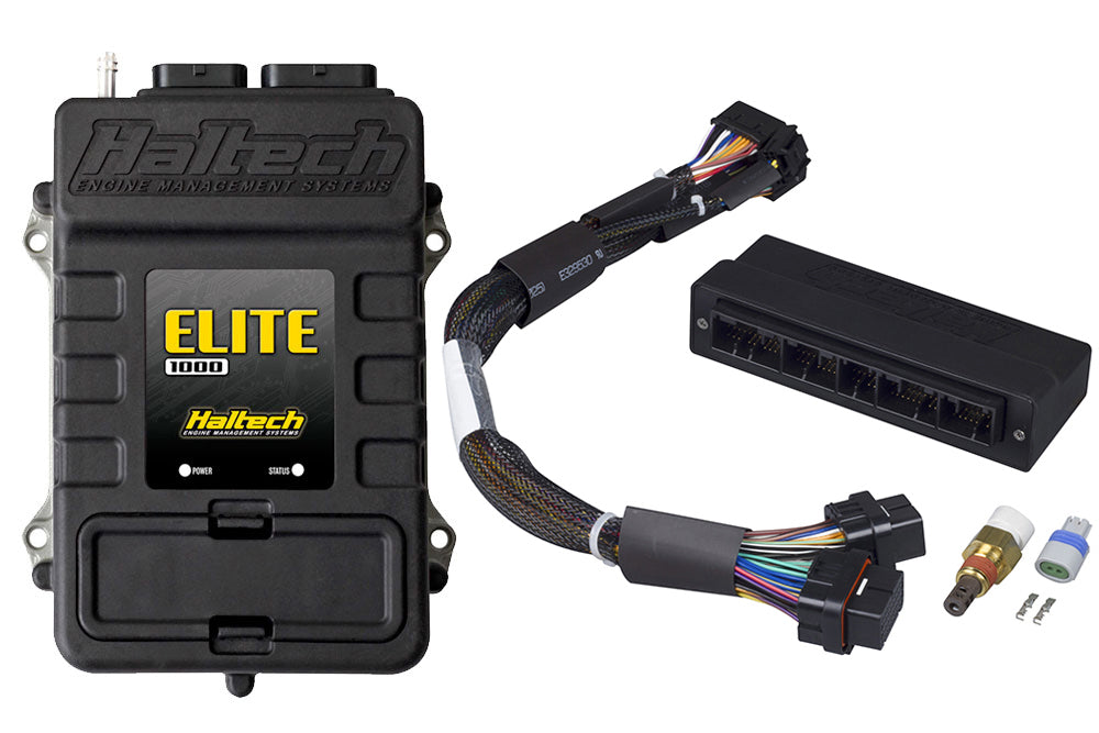 Elite 1000 + Honda Civic EP3 Plug 'n' Play Adaptor Harness Kit