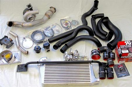 2012-2015 Civic Si PRL Complete Turbo Kit for RBC Manifold