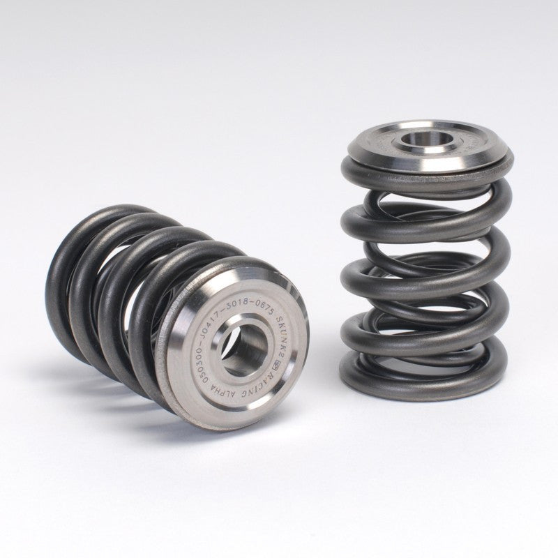 SKUNK2 K-SERIES ALPHA VALVE SPRING AND TITANIUM RETAINER KIT
