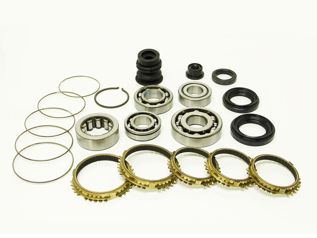 Synchrotech 89-00 Carbon Rebuild kit (40mm)