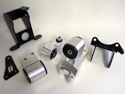 Hasport 06-11 Civic Si Billet Mount Kit: 70a