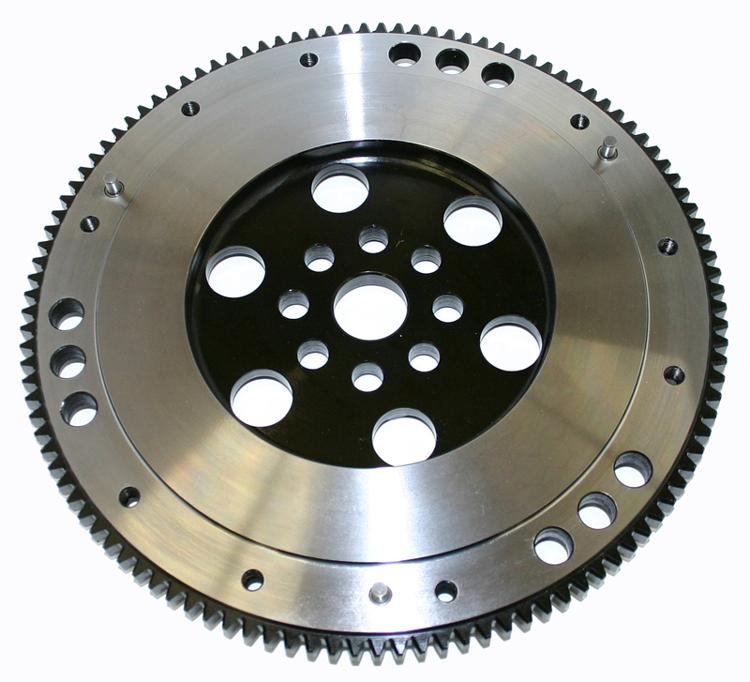 COMPETITION CLUTCH STEEL FLYWHEEL - LIGHTWEIGHT, HONDA PRELUDE 2.2L (H22A1); 1992-2001