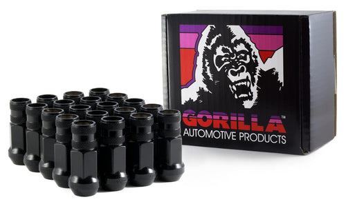 Gorilla forged steel lug nuts 12MM X 1.50 20-PACK SET (45038BC-20)