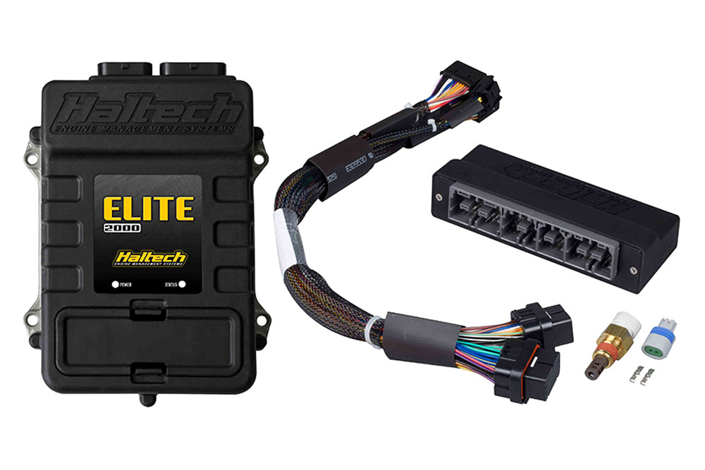 Elite 2000 + Toyota Chaser JZX100 (1JZ-GTE) Plug 'n' Play Adaptor Harness Kit
