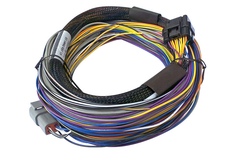 Elite 550 Basic Universal Wire-in Harness Length: 2.5m (8')